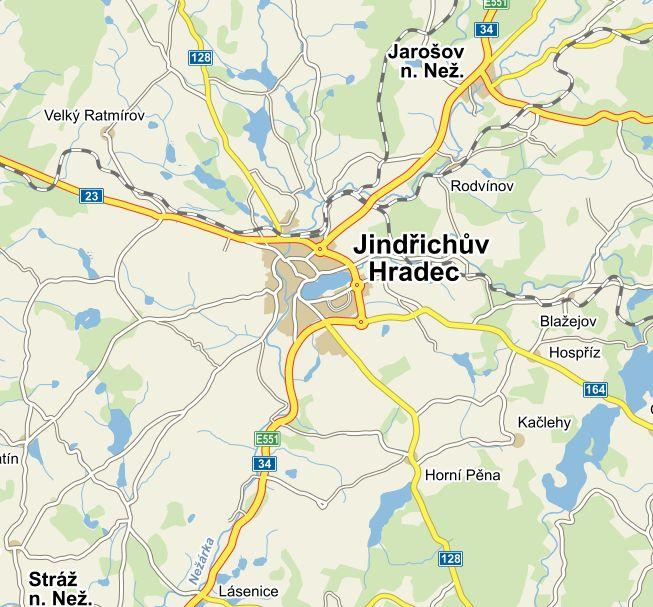 Jindřichův Hradec - Ekologická likvidace vozidel
