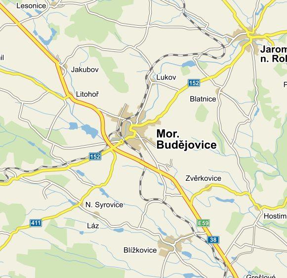Moravské Budějovice - Ekologická likvidace vozidel